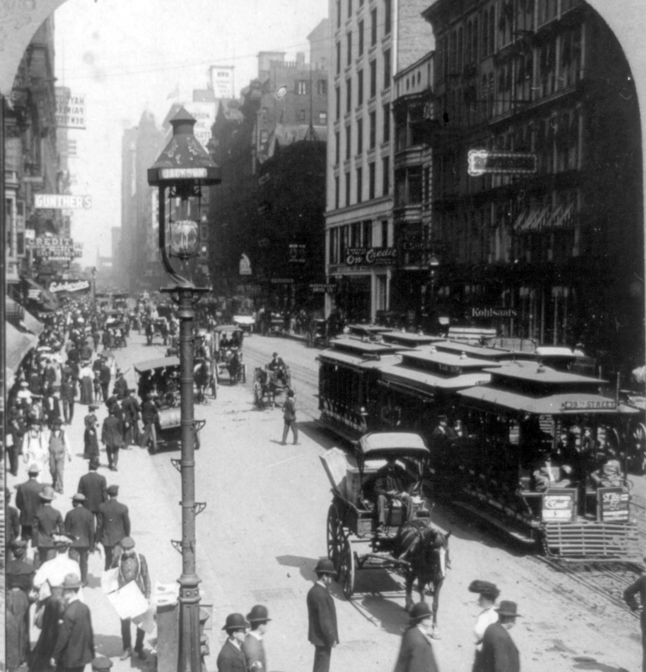 1909 Chicago Facts — chicagology