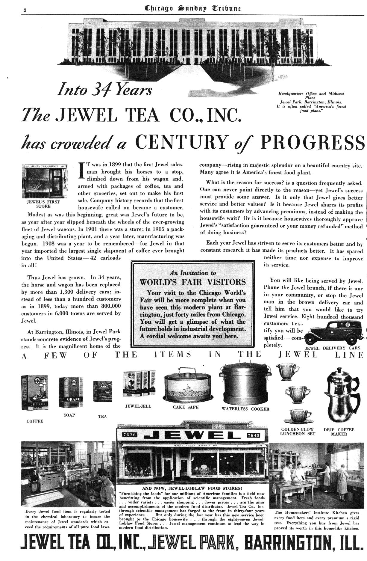 Jewel Tea Company