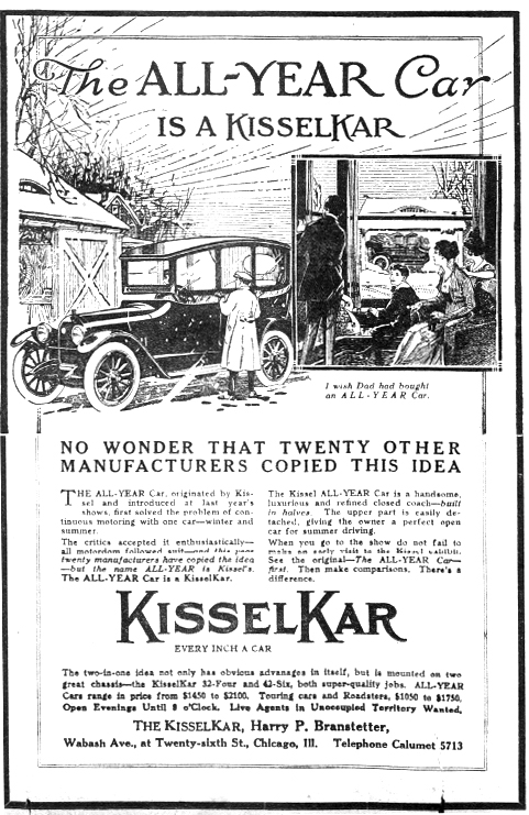 1916 The Franklin Car Franklin Automobile Company Advertisement Clients First Collectibles Advertising