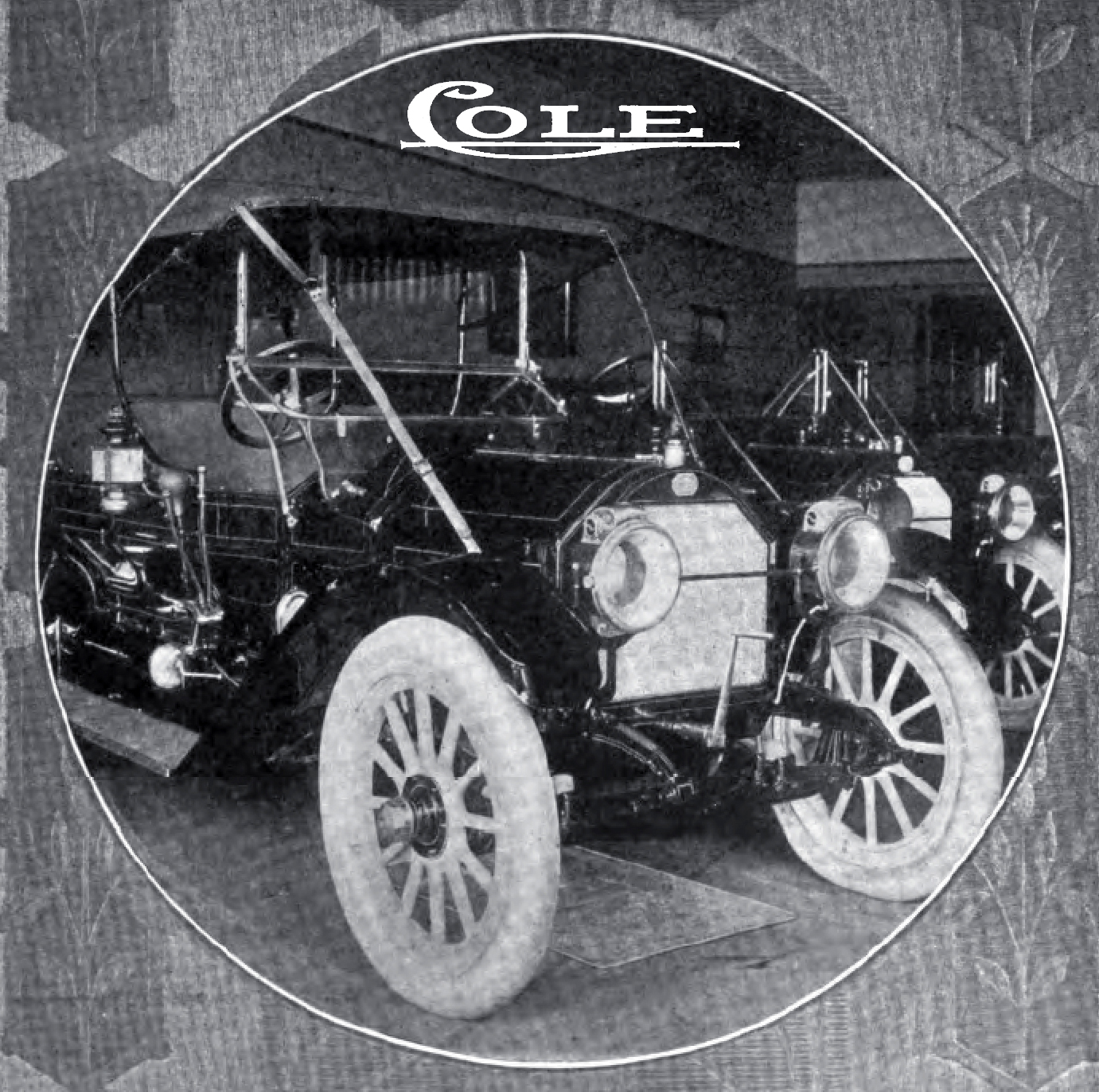 this company announced that the chicago allotment of ioo cars had been practically sold