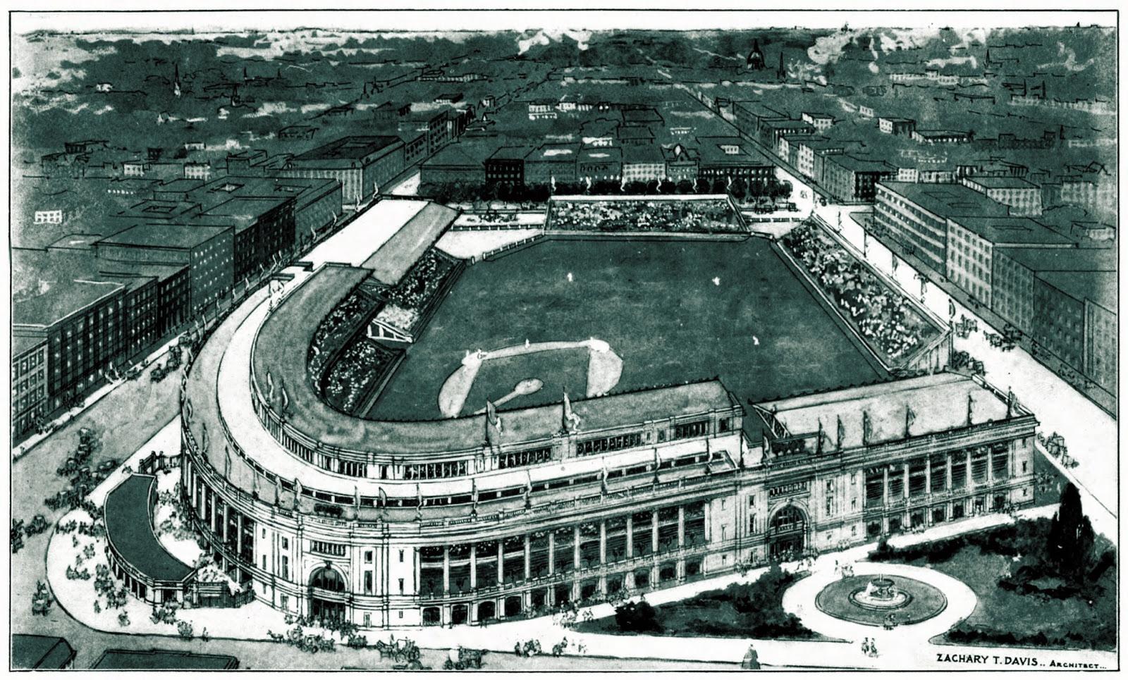 Comiskey Park 1910