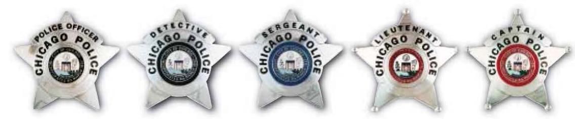 Chicago Police Stars