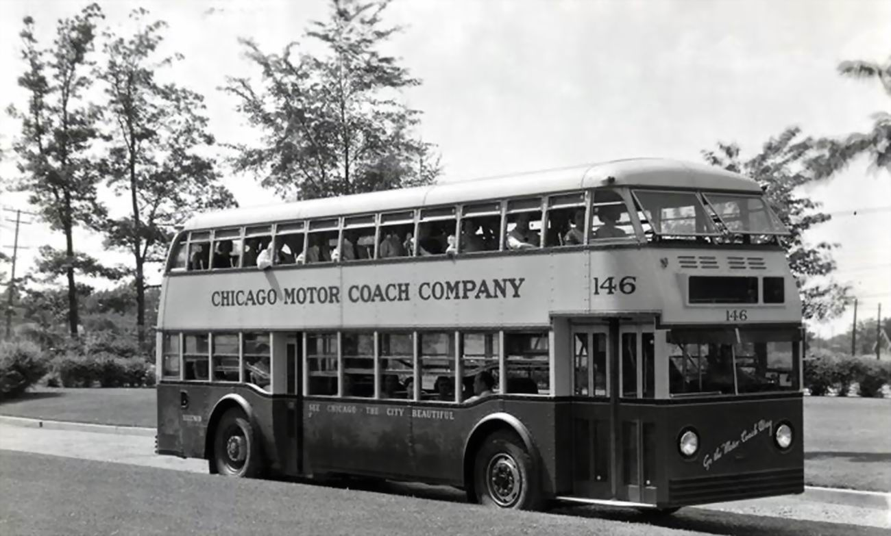 Chicago Motor Bus Company