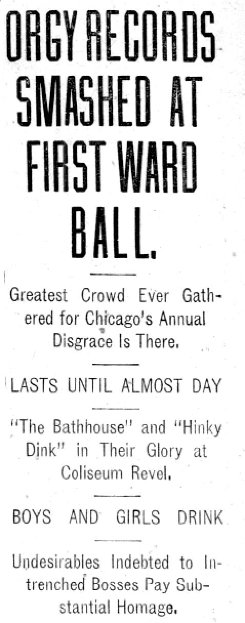 beste orgie steder i Chicago