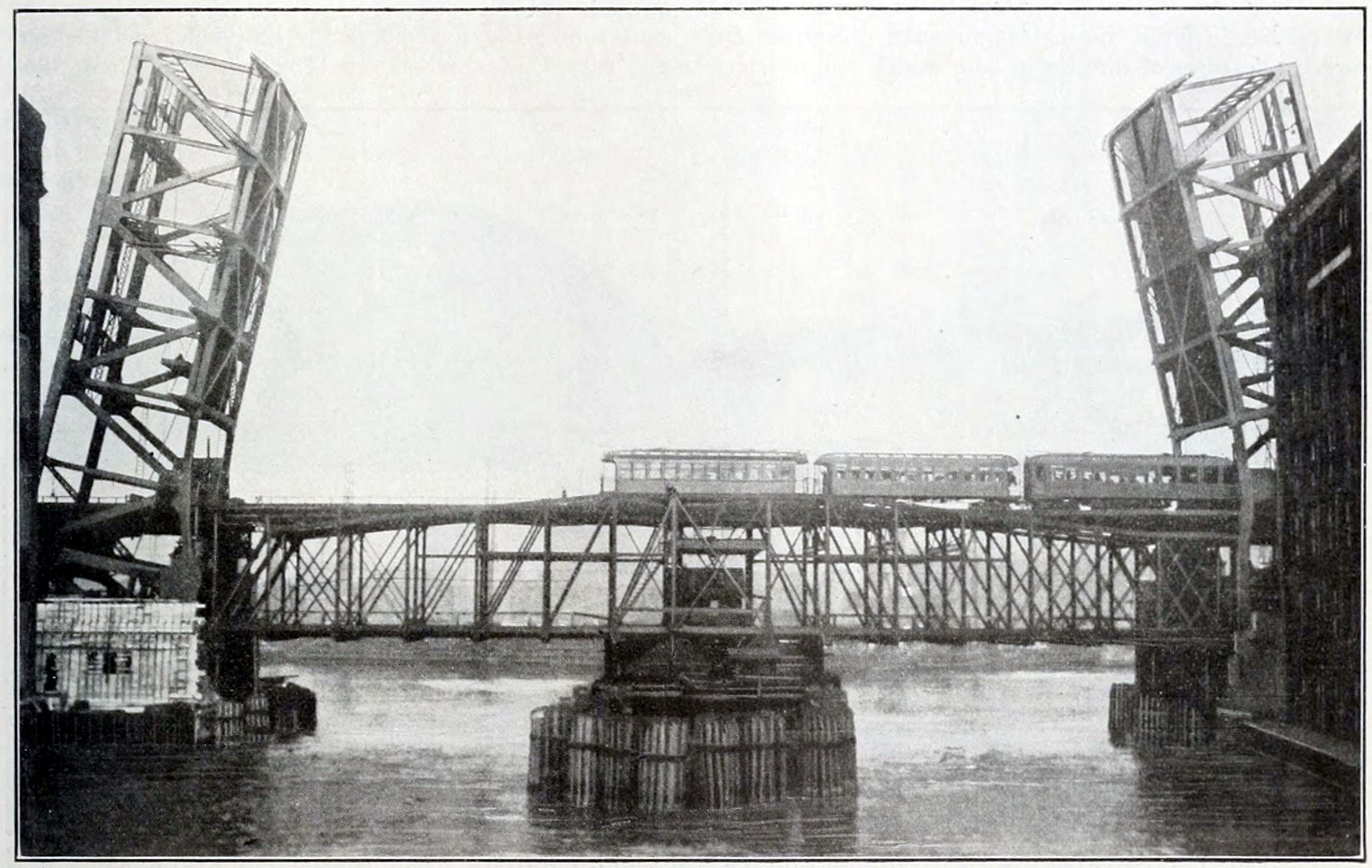 Cantilever Bridge Diagram Diagram Of Drawbridge