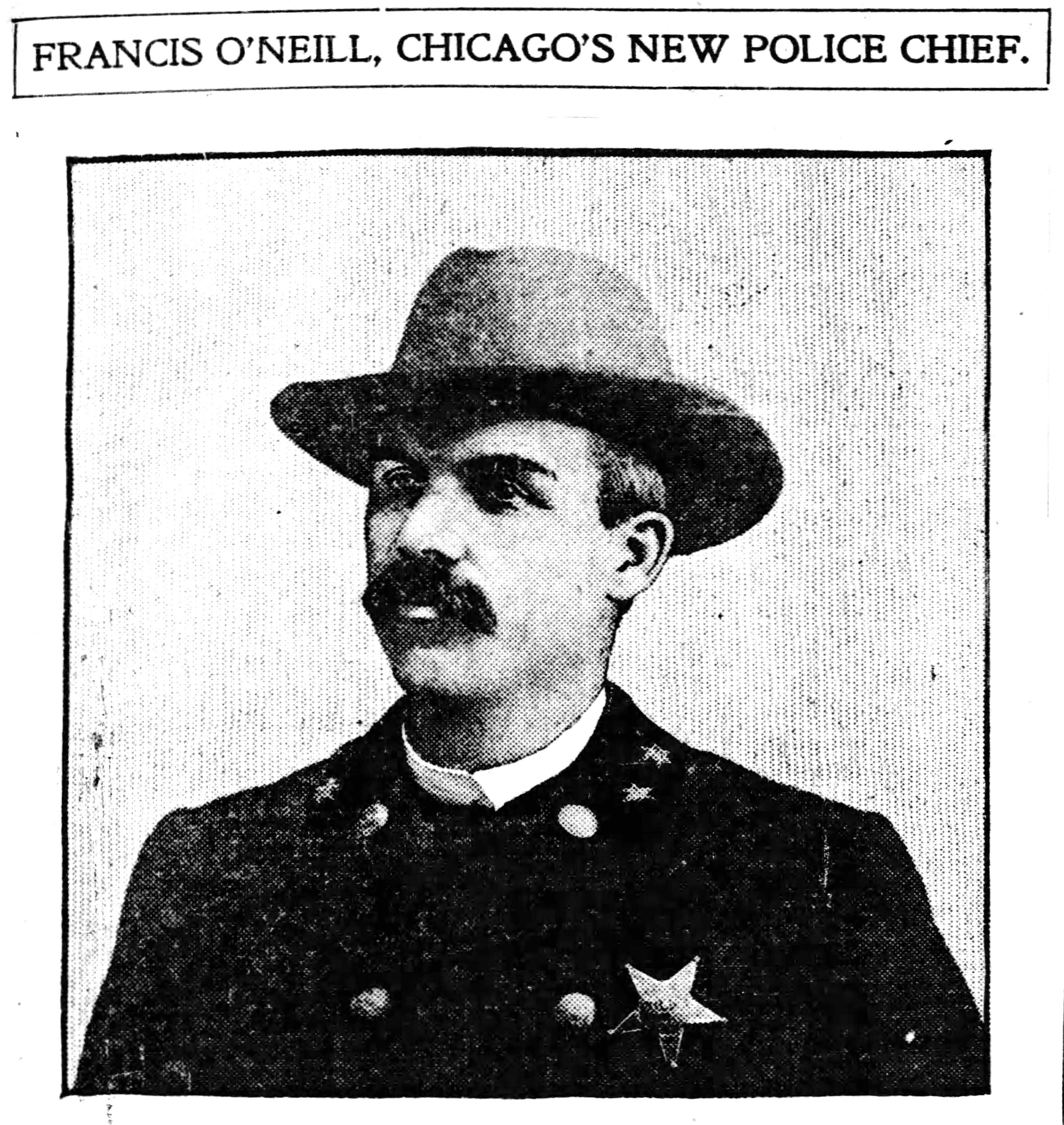 Capt Francis O Neill