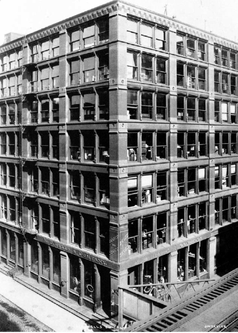 Leiter building i for Builders first
